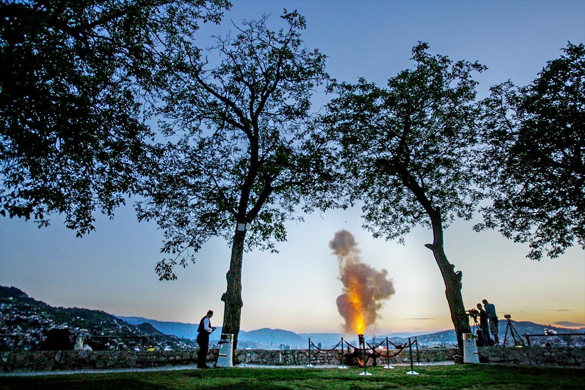 Negovom pucnju raduju se svi u Sarajevu: Smail Krivić tobdžija sa Žute tabije