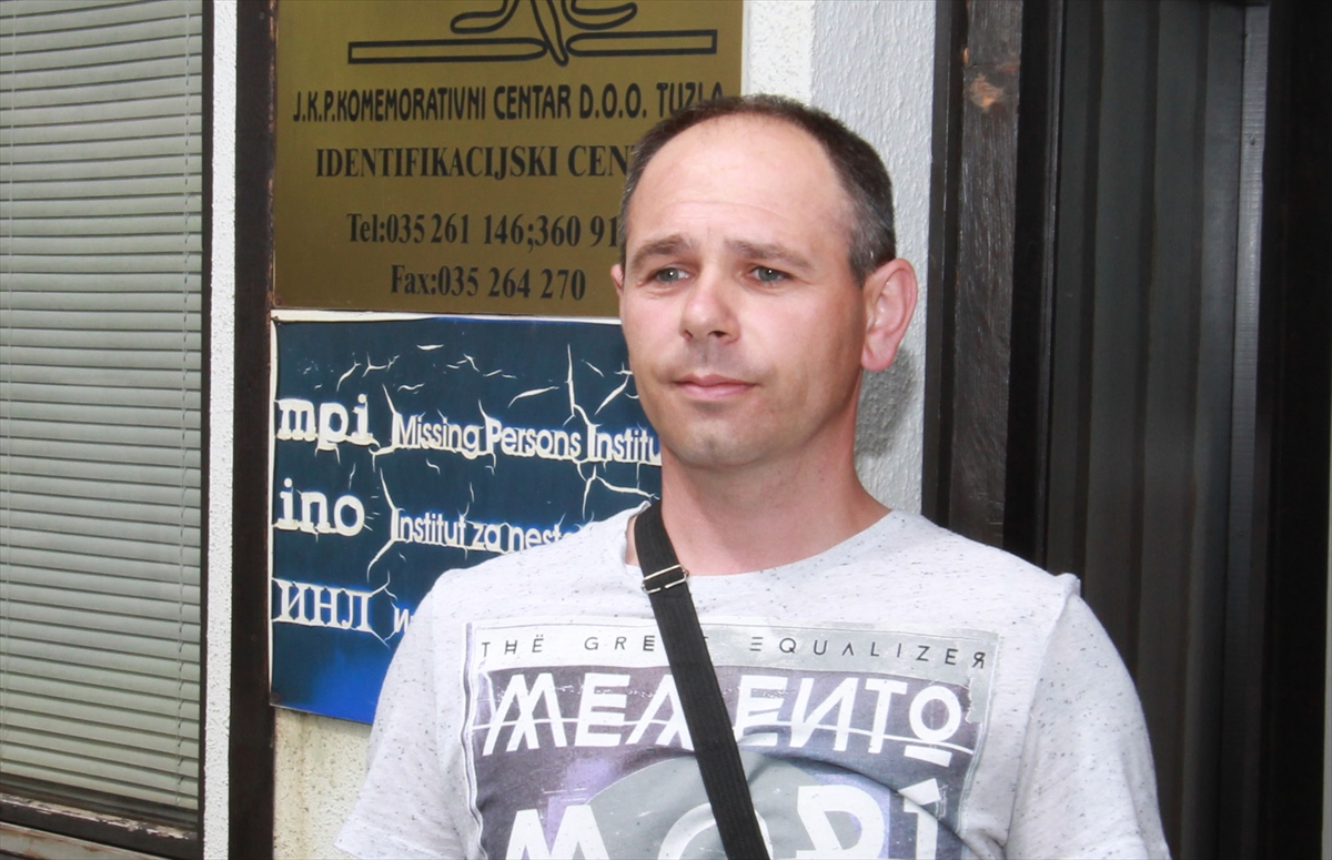Identifikacije žrtava u Tuzli: Potresna svjedočenja o odvođenju muškaraca iz Vlasenice