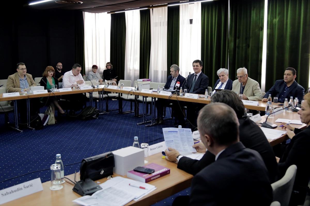 """Skup """"Bh. država i Bošnjaci"""": Najvažnija društvena pitanja iz ugla nauke"""