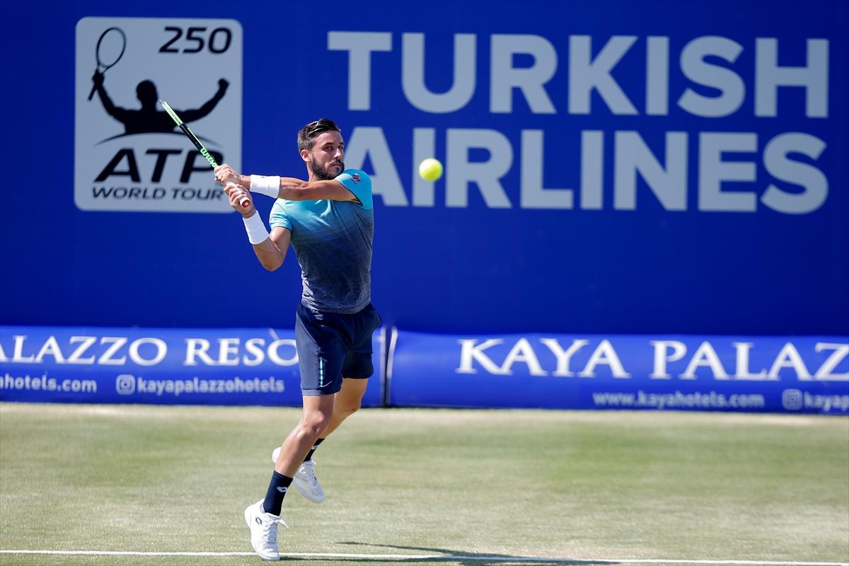 ATP turnir u Antaliji: Džumhur stigao do trećeg pehara u karijeri