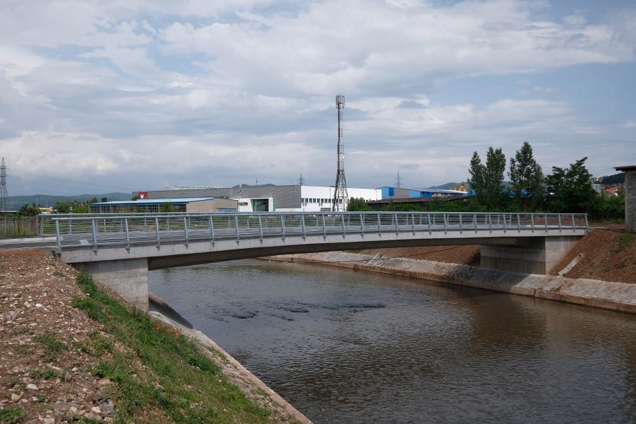 Pušten u funkciju novoizgrađeni most u Halilovićima