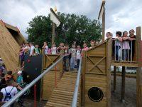 """U Centru """"Safet Zajko"""" otvoreno još jedno dječije igralište"""