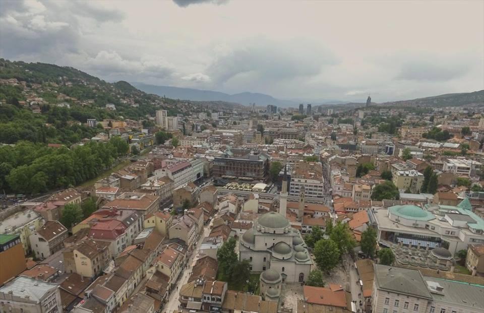 Islamska arhitektura i umjetnost u Sarajevu: Orijent na evropskom kopnu
