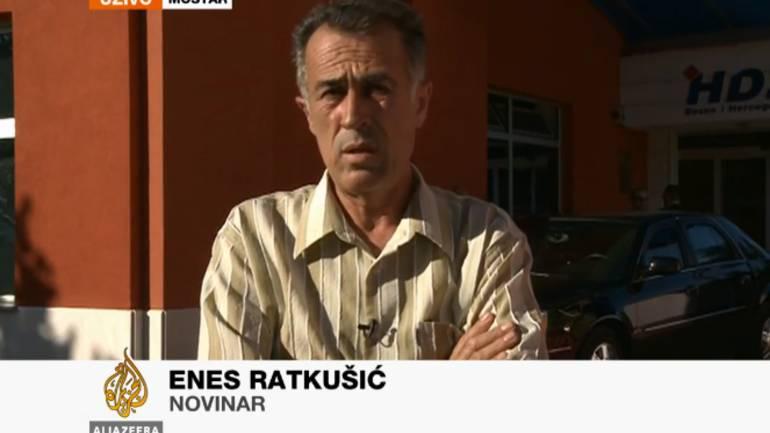 Preminuo mostarski novinar i književnik Enes Ratkušić