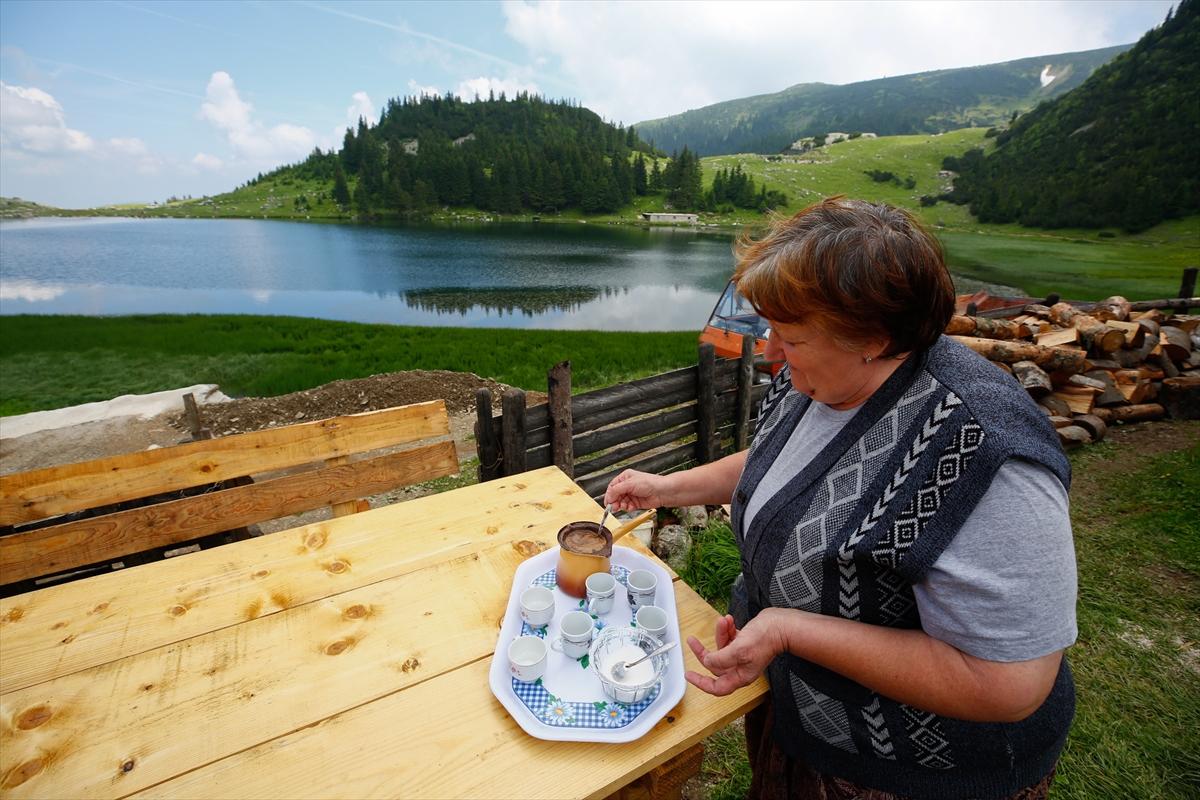 Vranica: Prokoško jezero postaje sve veća bh. turistička atrakcija