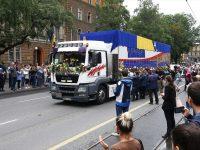 Građani Sarajeva odali počast konvoju s 35 žrtva genocida u Srebrenici