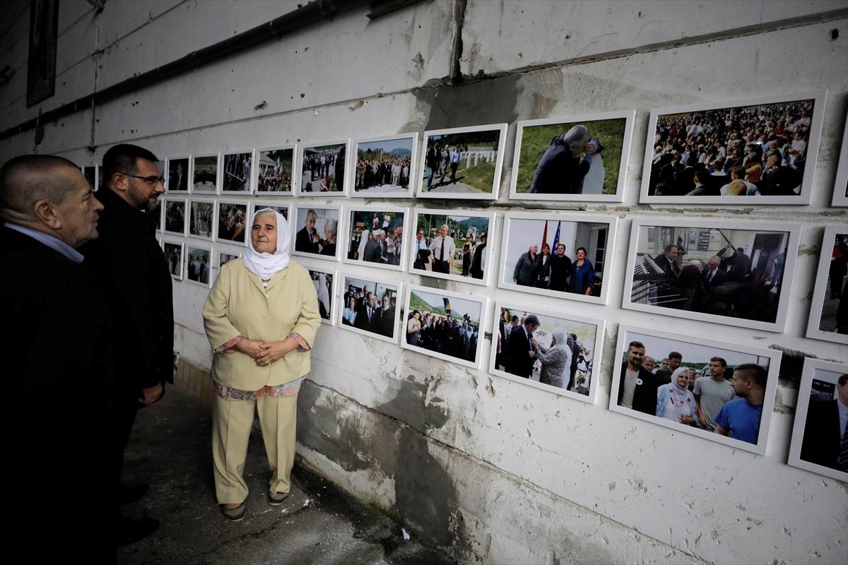 Potočari: Otvorena izložba o Srebrenici, padu, genocidu i borbi za istinu