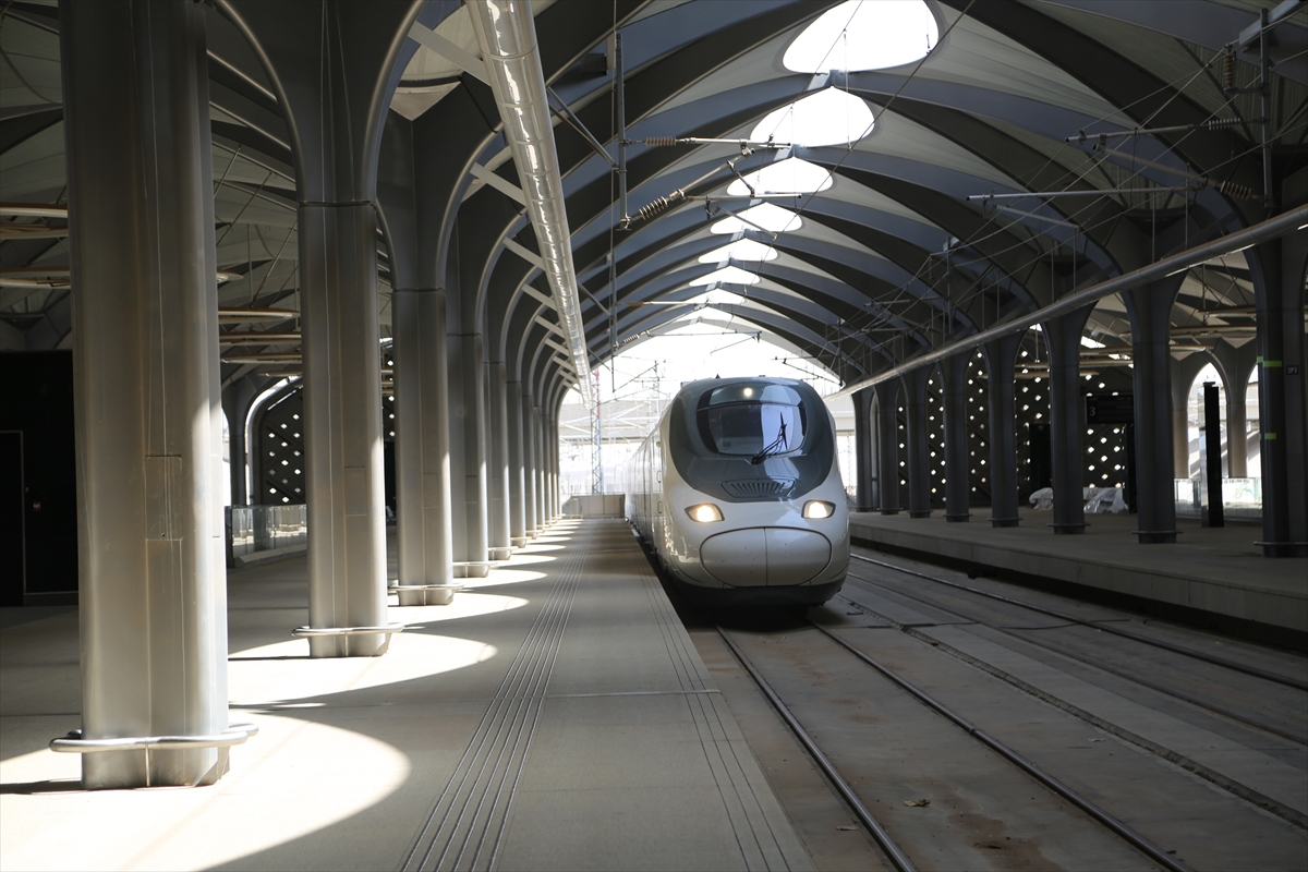 S. Arabija u završnoj fazi izgradnje brze željeznice Medina – Meka – Džeada