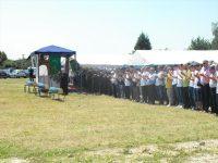 Klanjana kolektivna dženaza žrtvama zločina u Prijedoru