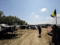 Teški uslovi za migrante u V. Kladuši: Ljudi u BiH su dobri, ali želimo dalje