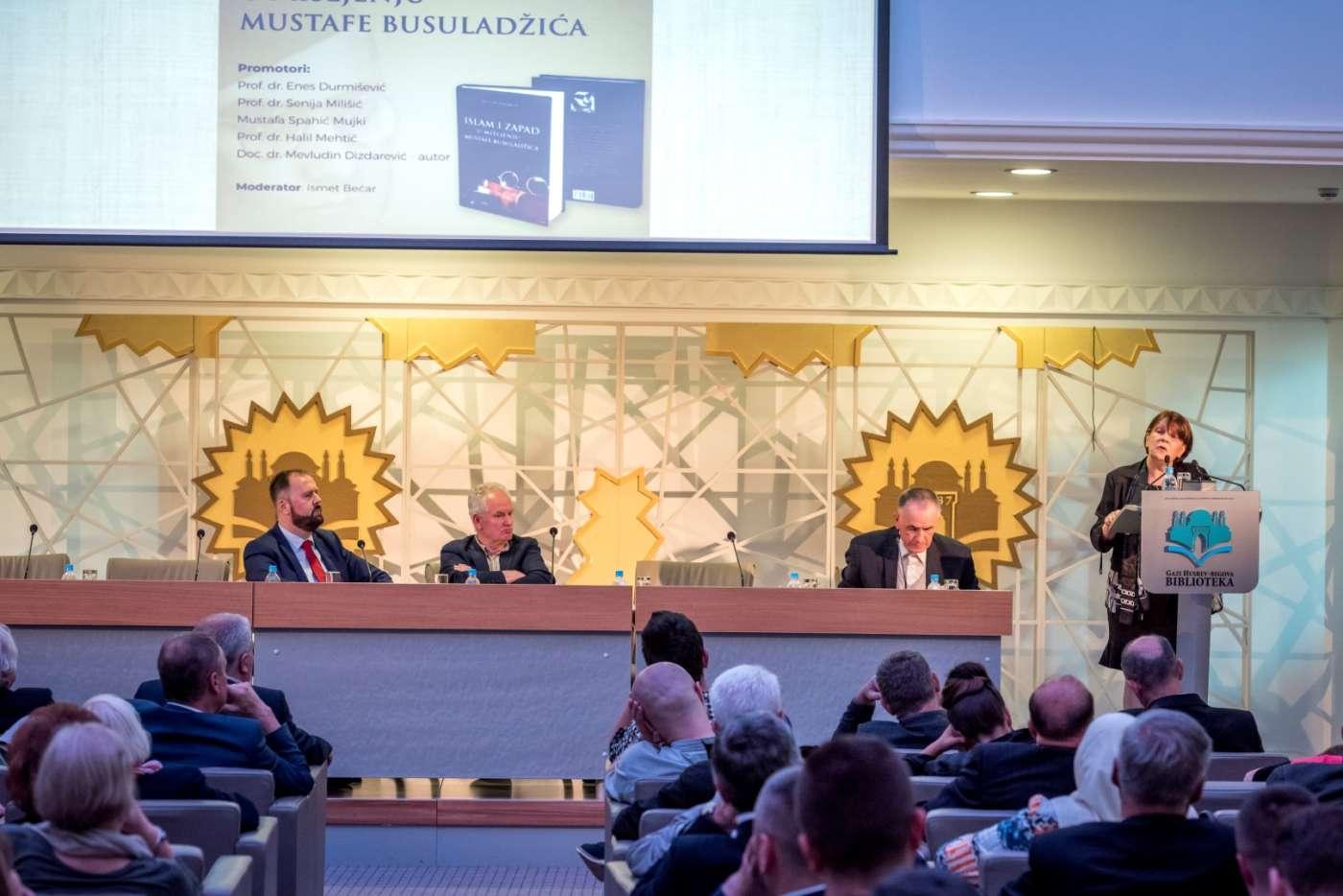 Mujki: Ako je Mustafa Busuladžić bio antisemit ja sam Hitler i Mussolini istovremeno