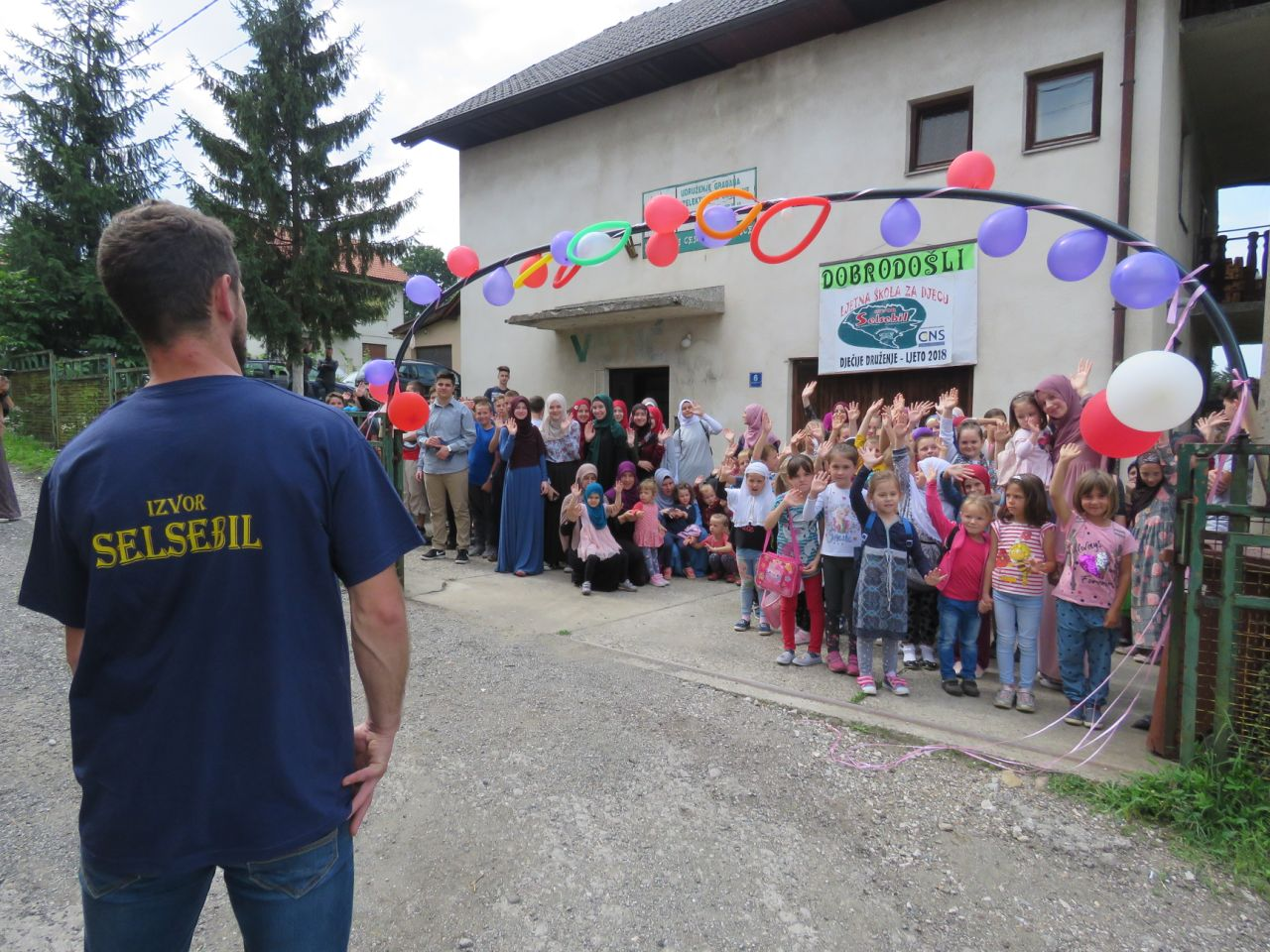 """Udruženje """"Izvor Selsebil"""" Živinice: Otvorena 11. ljetna škola za djecu na jubilej 20. godina od osnivanja udruženja"""