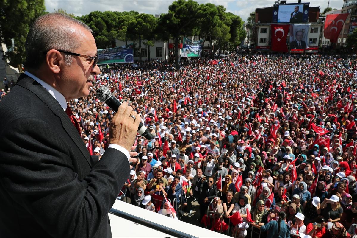 Erdogan poručio Amerikancima: S nama ne možete razgovarati prijetećim jezikom