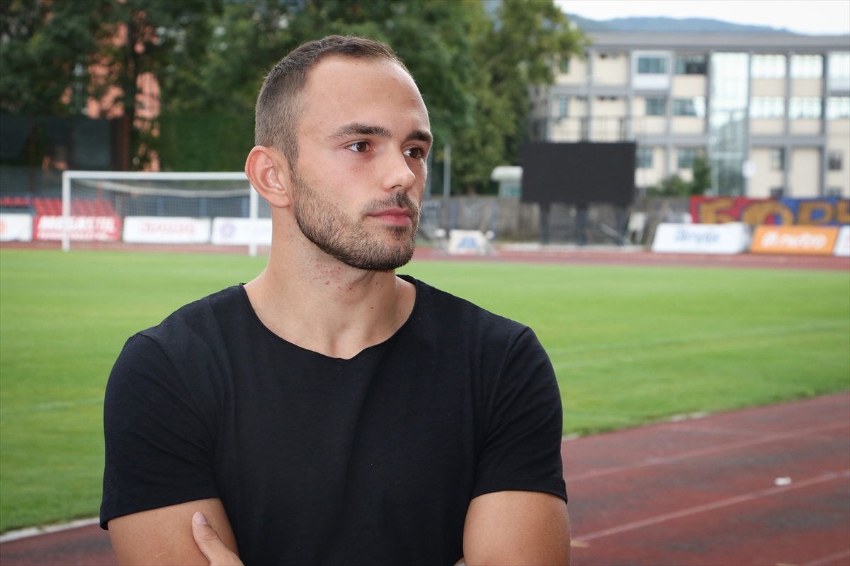 Sait Huseinbašić, najbrži sprinter u BiH: Najbolje rezultate postižem kada treniram sam