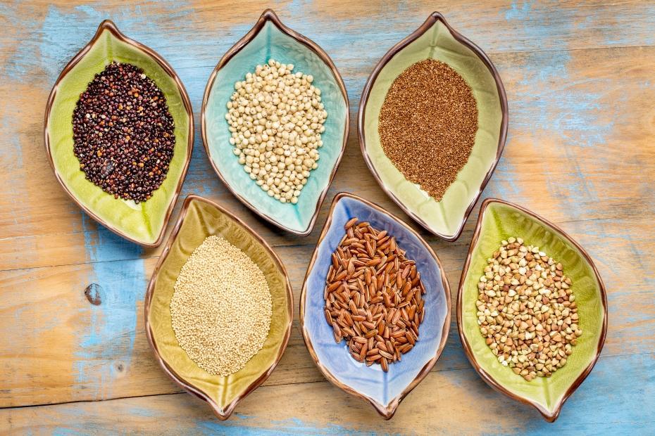 9 zdravih žitarica bez glutena koje će koristiti vašoj probavi