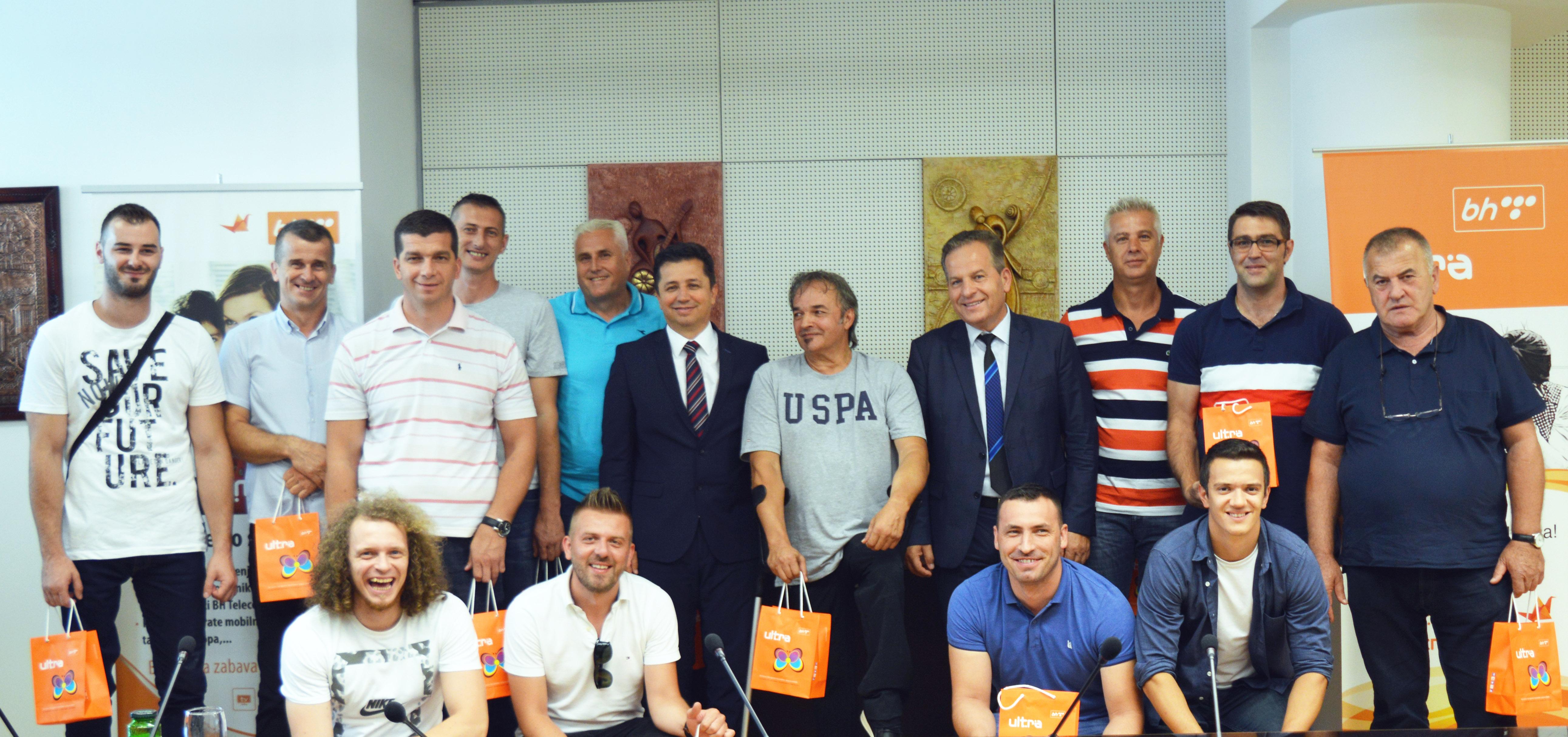 BH Telecom u 2018. godini podržao Savez sjedeće odbojke BiH sa 90.000 KM
