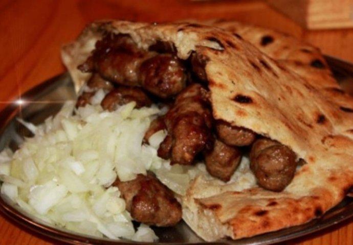 Kulinarski izbor Lonely Planeta: Sarajevski ćevapi na 159. mjestu najboljih jela na svijetu