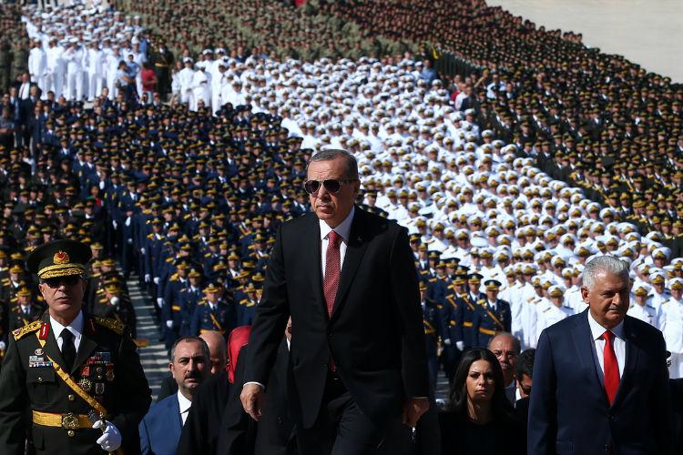 Turska obilježava nacionalni praznik Dan pobjede