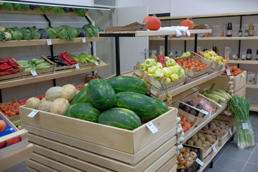 U Bosanskoj tržnici na raspolaganju svježi domaći proizvodi