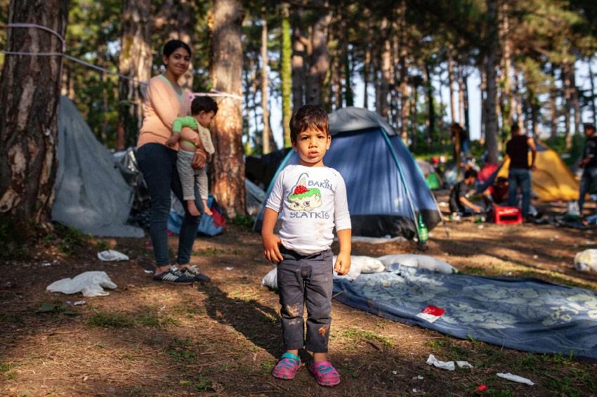 Danas migranti, sutra genijalci!