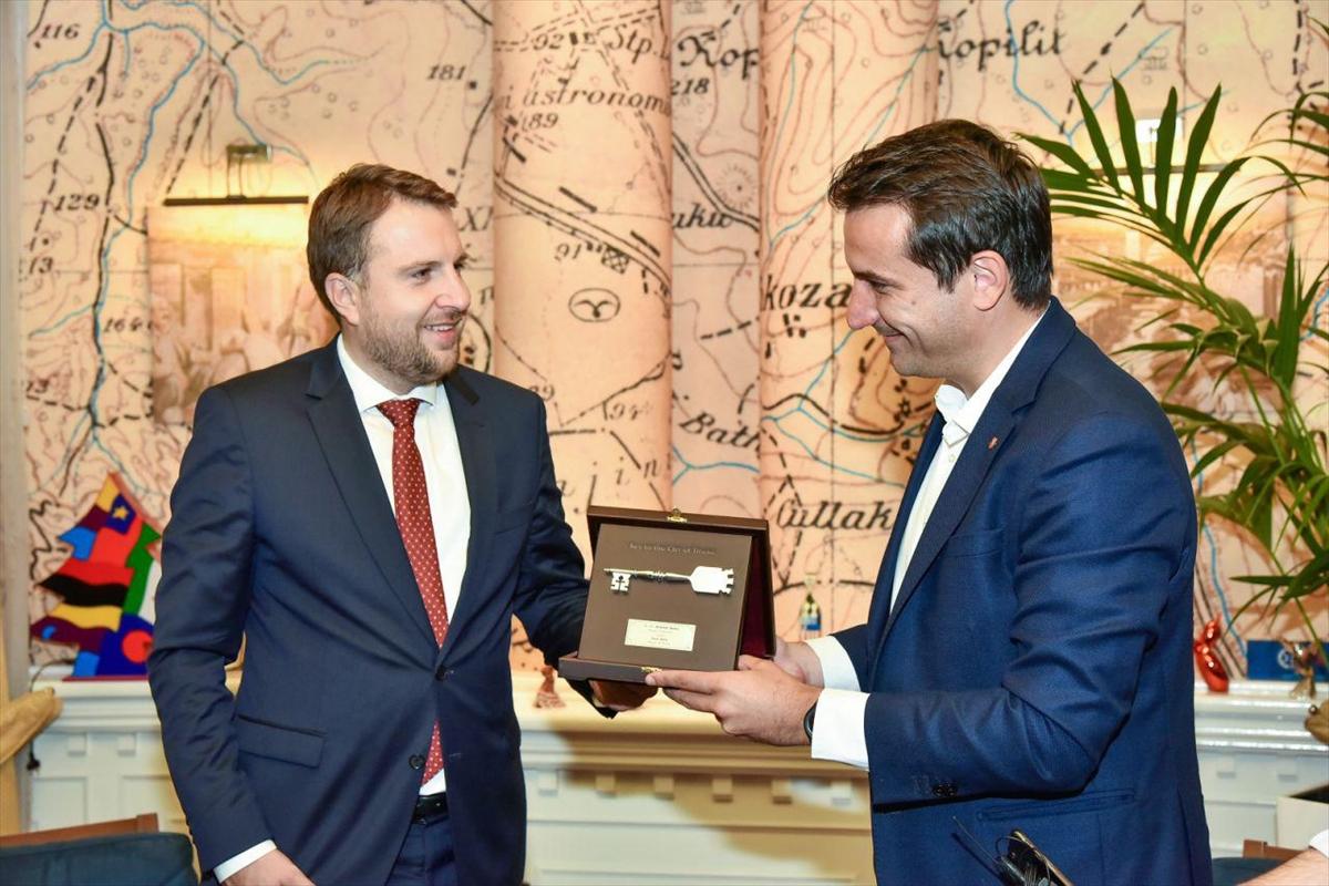 Skaka u Tirani: Razgovori o budućoj saradnji glavnih gradova BiH i Albanije