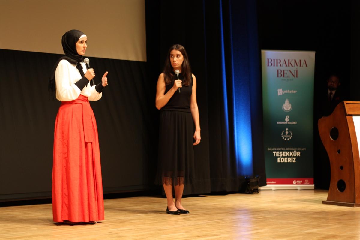 "U Istanbulu održana gala projekcija filma Aide Begić ""Ne ostavljaj me"""