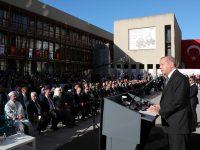 Erdogan otvorio džamiju u Kelnu, jednu od najvećih u Evropi: Islam je vjera mira