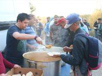 """U """"Biri"""" smješteno 1.300 migranata: Crveni polumjesec omogućio im bolje uslove boravka"""