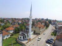 U Derventi je svečano otvorena u ratu porušena Gornjačka džamija