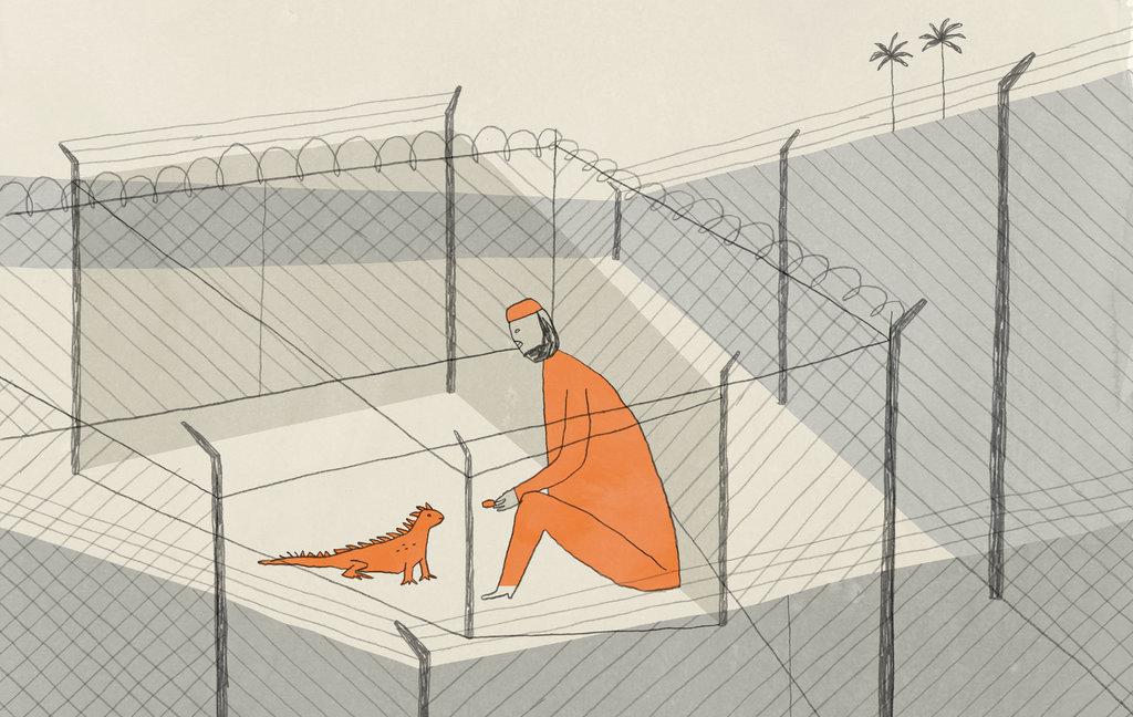 Kako su zatvorenici na Guantanamu učili o braku, kuhanju, životu…