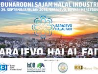 Bogat program, brojni sadržaji i vodeći svjetski eksperti na Sarajevo Halal Fair-u 2018
