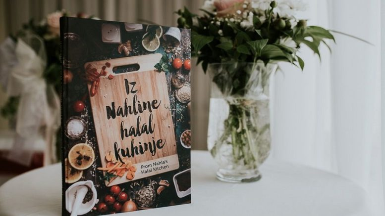 "Sarajevo Halal Fair: Promocija kuharice ""Iz Nahline halal kuhinje"""
