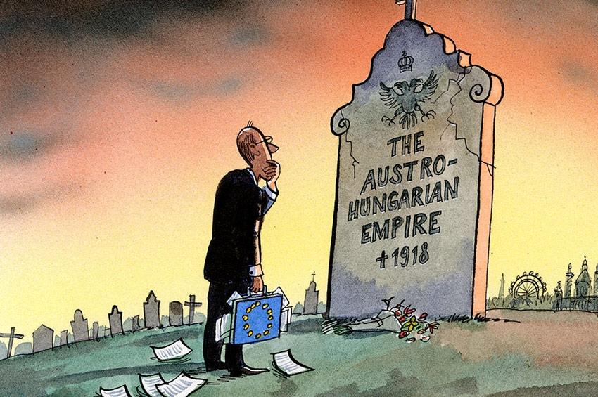 Paralele između Austro-Ugarske i Evropske unije