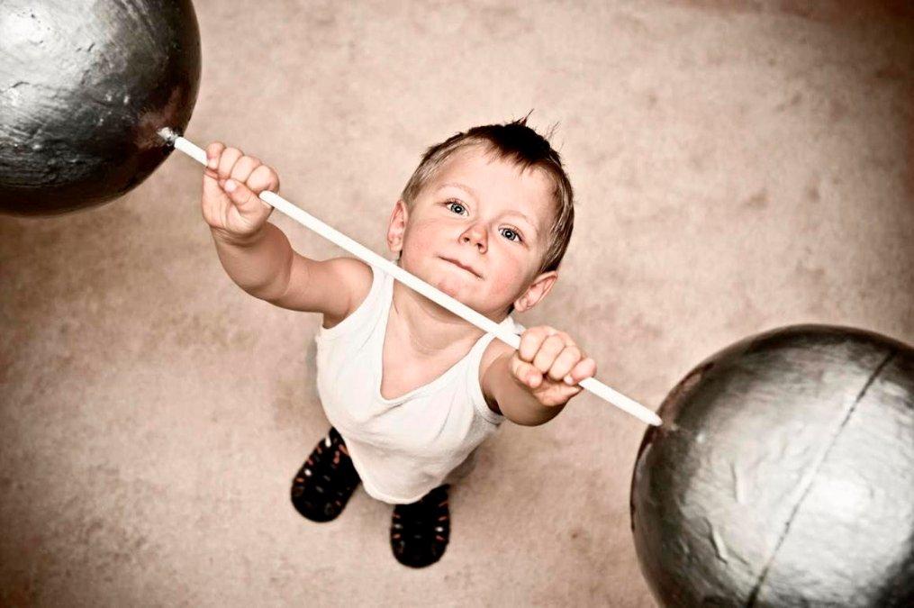 Odgajati borca: Kako naučiti djecu da se izbore sa teškim stvarima?