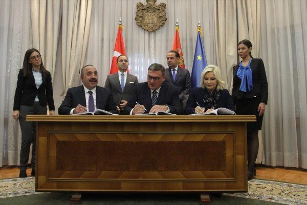 Beograd: Potpisan ugovor o rekonstrukciji puta Novi Pazar-Tutin