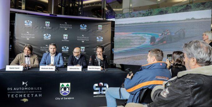 Dolaskom predstavnika iz Formule E potvrđena kandidatura Sarajeva