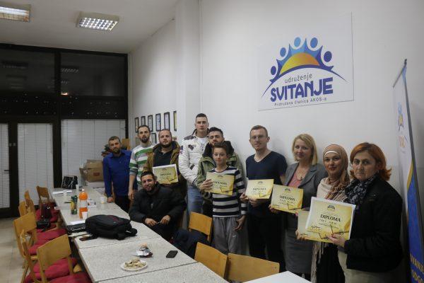 Udruženje Svitanje: Održan susret povodom završetka kursa arapskog pisma