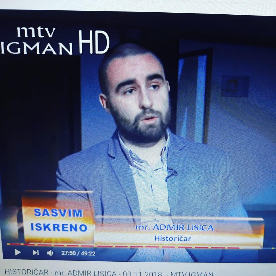 Sasvim iskreno u programu MTV Igman: Admir Lisica o saradnji između dijaspore i matice (VIDEO)
