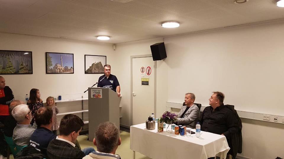 Danska: Obilježavanje Dana državnosti BiH u Odensi