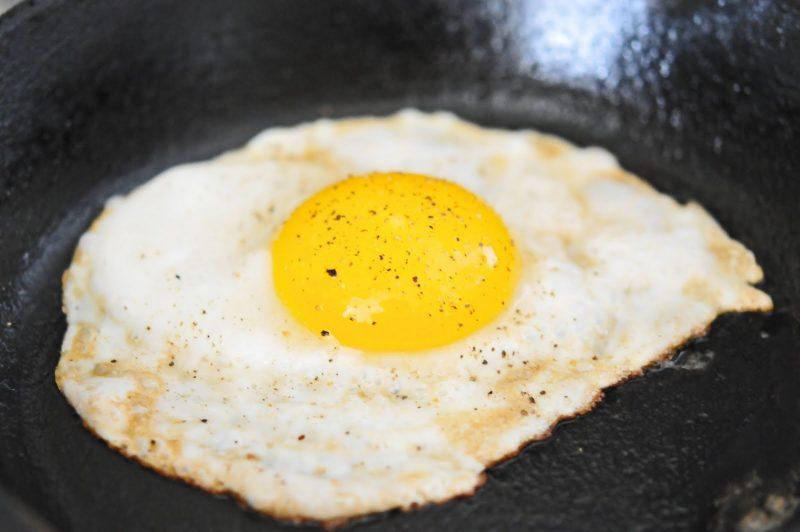 Gdje griješite kad pečete jaja