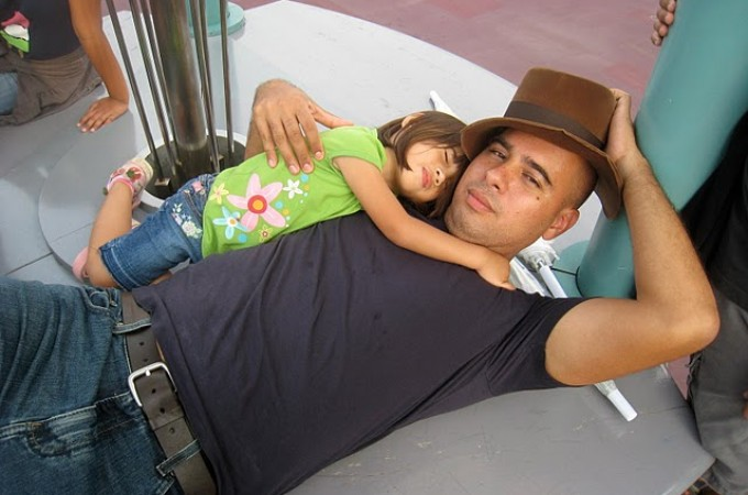 Kako odoljeti stresu: Savjeti smirenog oca šestoro dijece