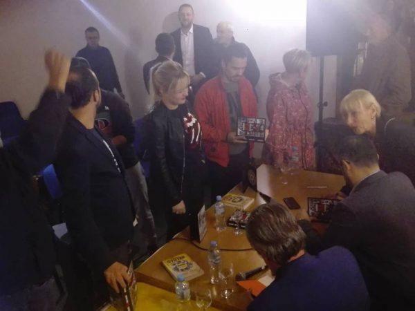 """U Stocu promovirana knjiga """"Svjedoci zla"""": Zašto Hrvatska ne priznaje UZP?"""