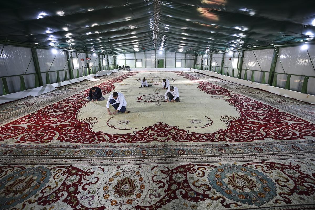 Jedan od najvećih tepiha na svijetu će biti restauriran nakon 120 godina