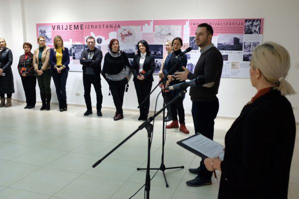 """41. godišnjica Općine: Otvorena izložba """"Novi Grad – Moje naselje"""""""
