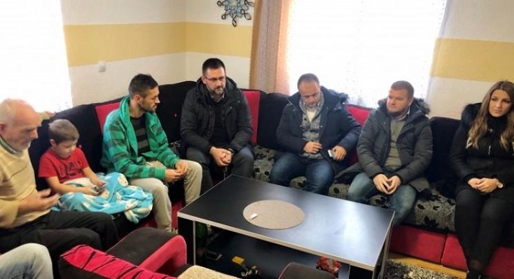 Dječak koji je preživio streljanje: Fahrudin Muminović će dobiti novi dom