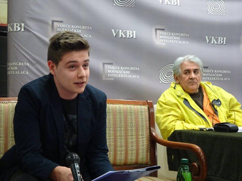 Faris Šačić, najmlađi bh. pisac za Akos.ba: Dok vjerujete u ono što radite, ništa nije nemoguće