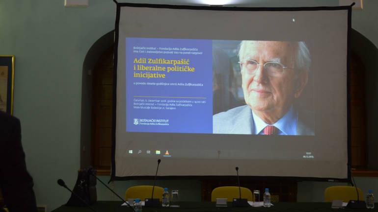 Adil Zulfikarpašić – istaknuti bošnjački intelektualac i liberal