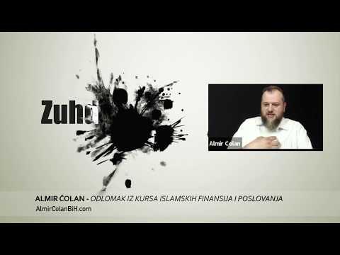 Almir Čolan: Šta je to zuhd?