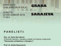 "Naučni simpozij ""Arhitektura grada Sarajeva"""