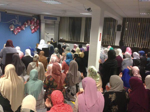 Tradicionalni mevlud za žene u džematu Hidaje